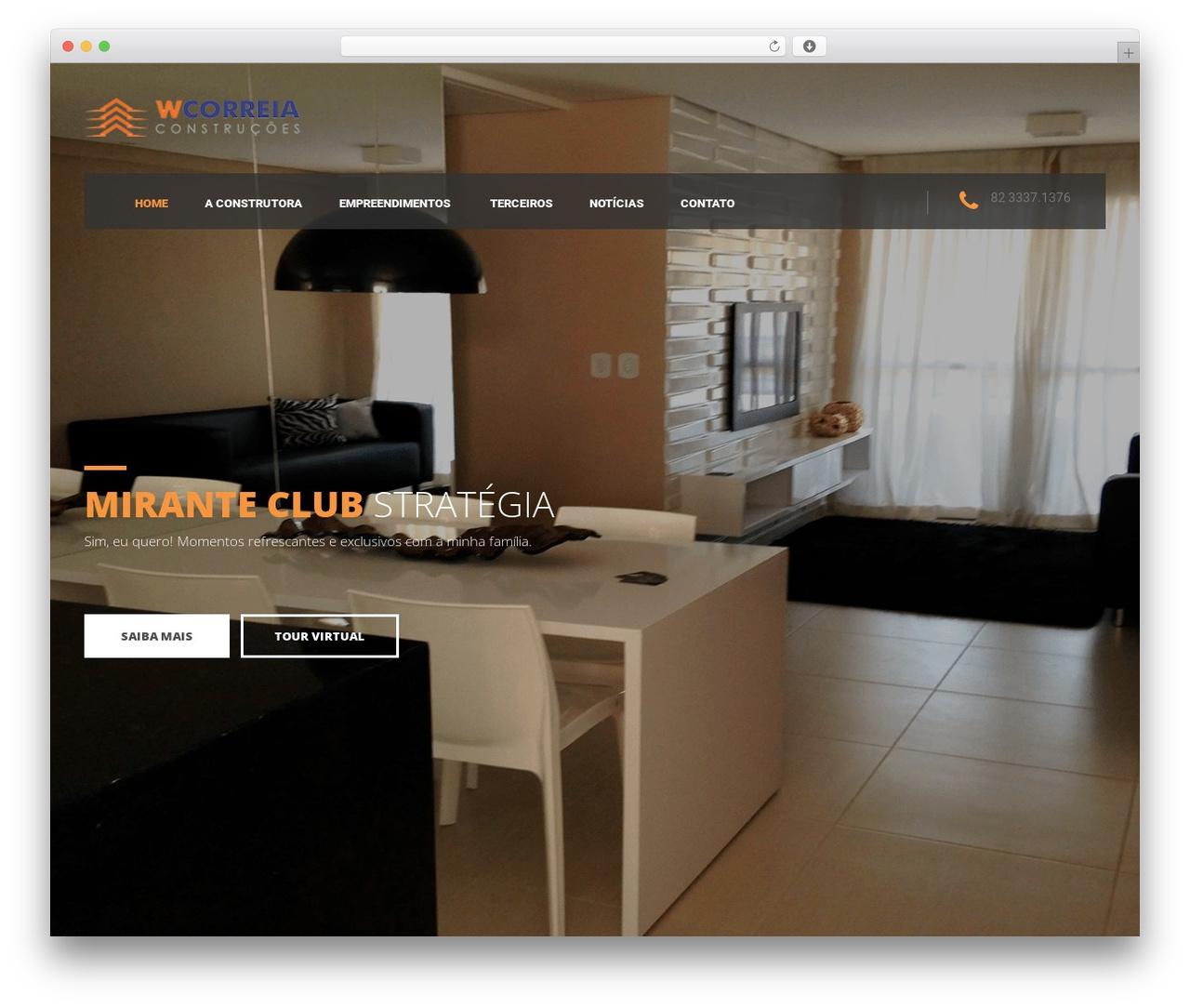 Template WordPress BestBuild - wcorreia.com.br