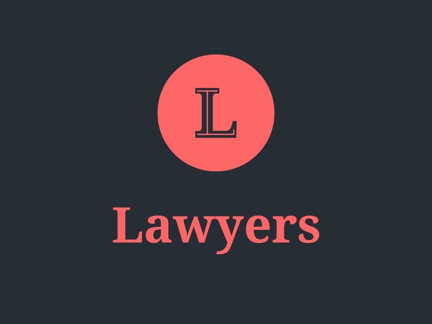 Template WordPress Lawyers