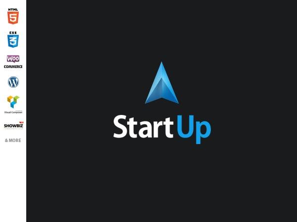 Template WordPress Startup