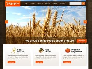 Template WordPress WordPress Theme 1384