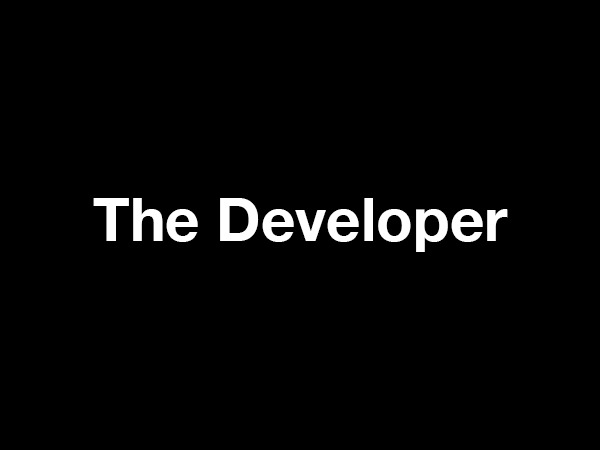 The Developer WordPress theme