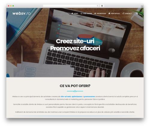Theme WordPress EasyWeb - websv.ro