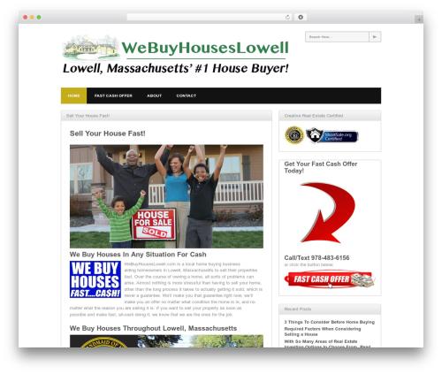 Theme WordPress Yume Tan - webuyhouseslowell.com