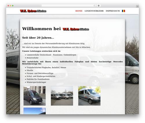 Free WordPress Cookies for Comments plugin - wkbusreisen.de