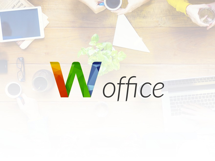 Woffice template WordPress