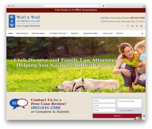 Free WordPress Google Analyticator plugin - walllegalsolutions.com
