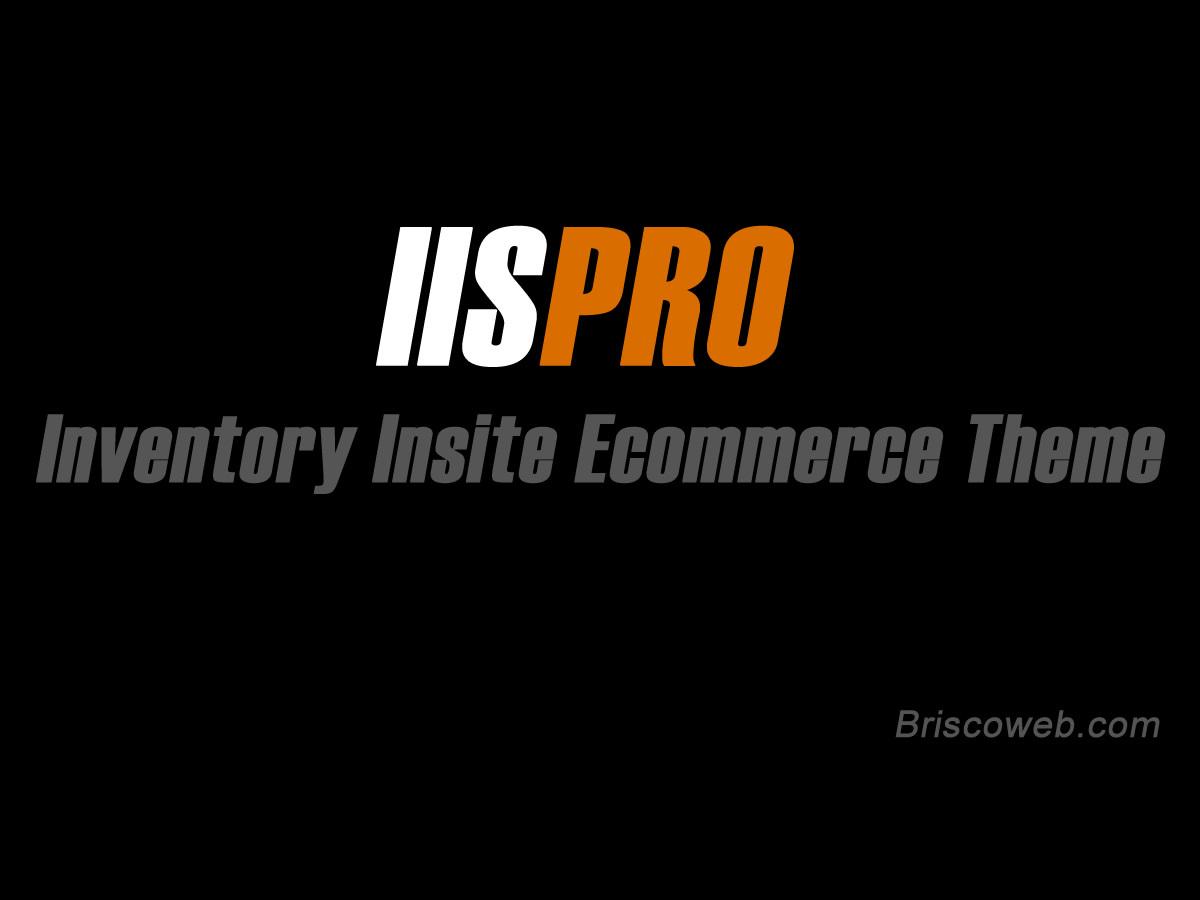 WordPress theme iispro