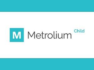 WordPress theme Metrolium - Child