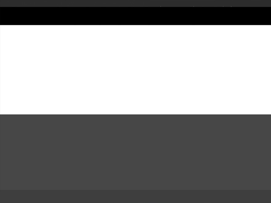 WordPress website template Sevenfold