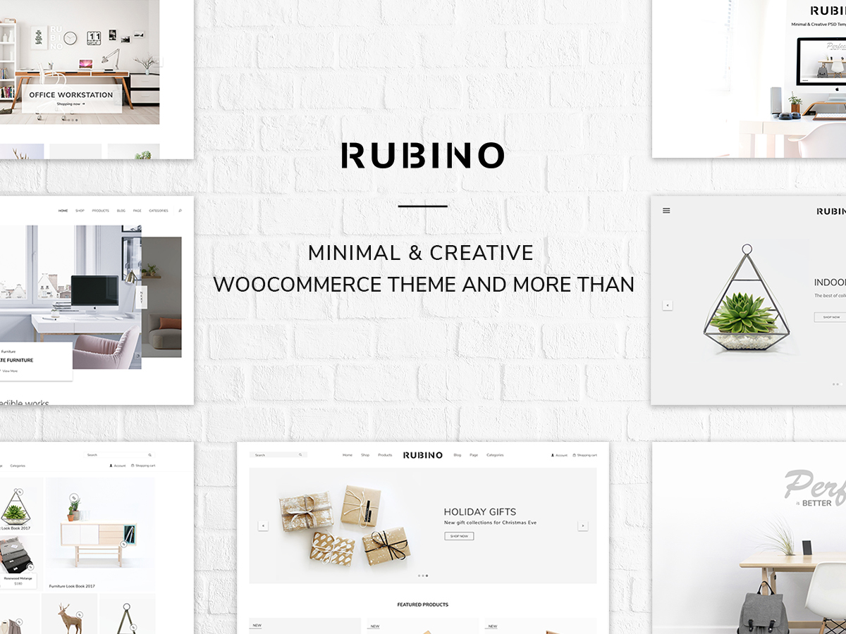 Yolo Rubino WordPress magazine theme