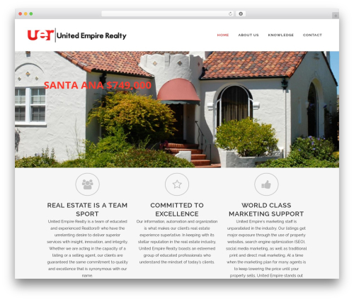 Free WordPress Single Latest Posts Lite plugin - unitedempirerealty.com