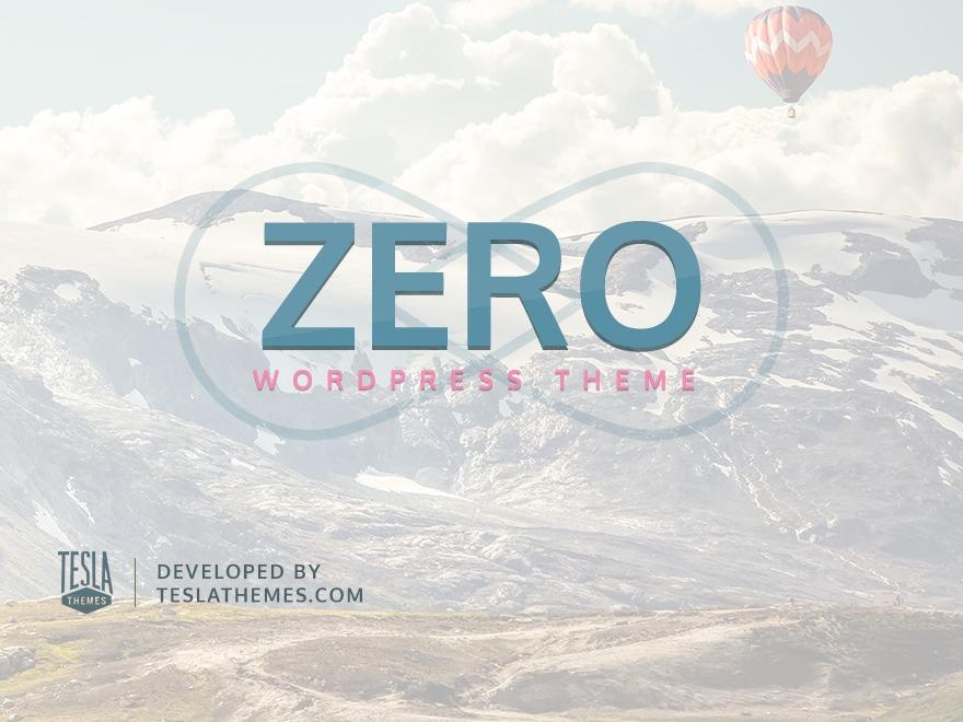 Theme WordPress zero Child