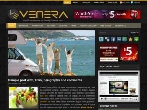 Venera best WordPress theme