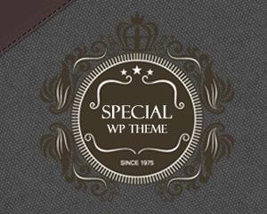 WP template Special