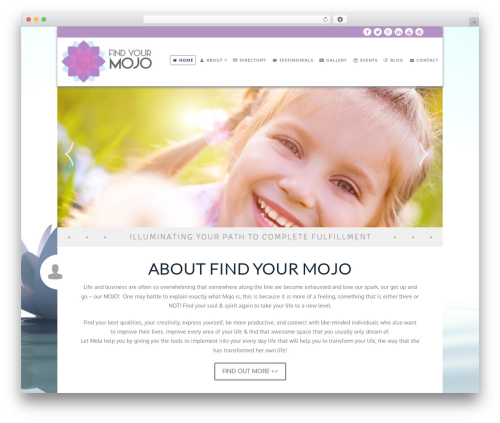 WordPress simple-ads-manager plugin - findyourmojo.co.za