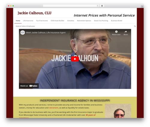 Free WordPress WordPress Picture / Portfolio / Media Gallery plugin - jackiecalhounclu.com