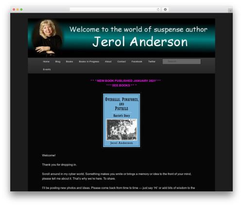 WordPress ajax-quick-subscribe plugin - jerolanderson.com/home