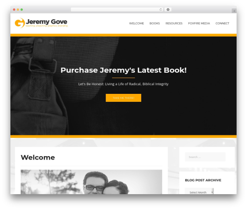 Free WordPress TablePress plugin - jeremygove.com