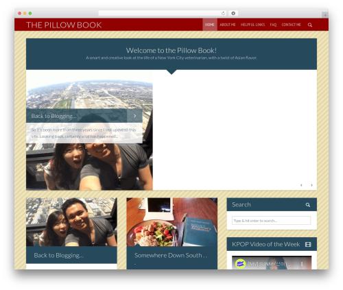 Template WordPress Safarica - jonpinoy.com