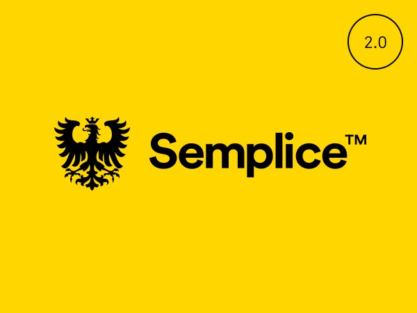 Semplice best WordPress template