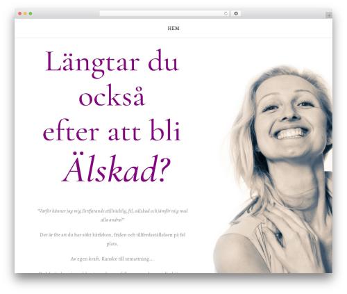 Free WordPress Contact Coldform plugin - jeanettecarleson.com