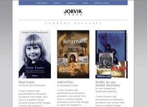 Jorvik Press theme WordPress