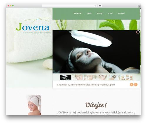 cherry WP template - jovena.cz