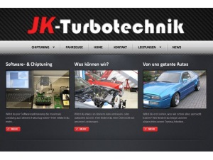 JK-Turbotechnik theme WordPress