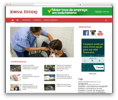Free WordPress vooPlayer v4 plugin - jornalestadodegoias.com.br