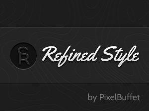 Refined Style Edit theme WordPress