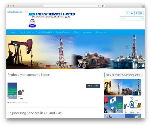 Accesspress Lite theme free download - jikoenergyservices.com