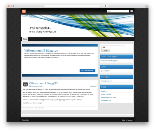 WordPress site-categories plugin - jrarna.blogg123.se