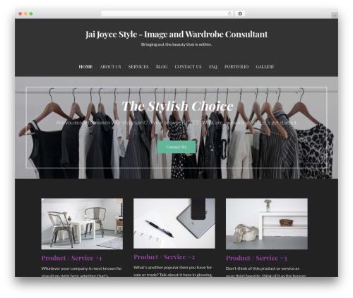 Primer WordPress theme free download - jaijoycestyle.com