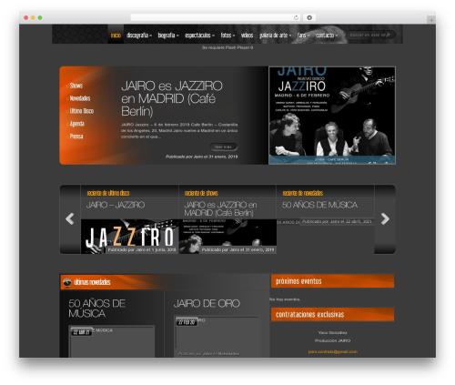 Delicate News WordPress movie theme - jairo.com.ar