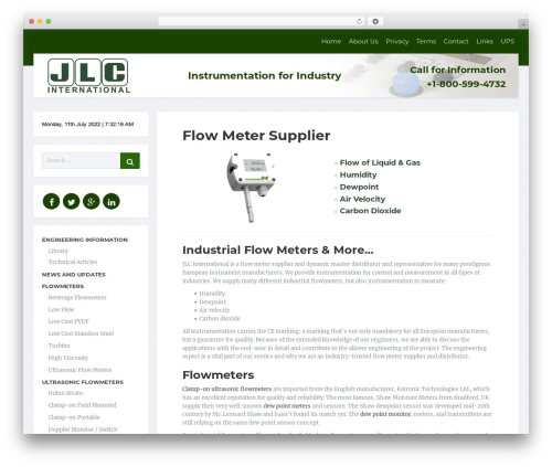 MentalPress WP Theme WordPress website template - jlcinternational.com