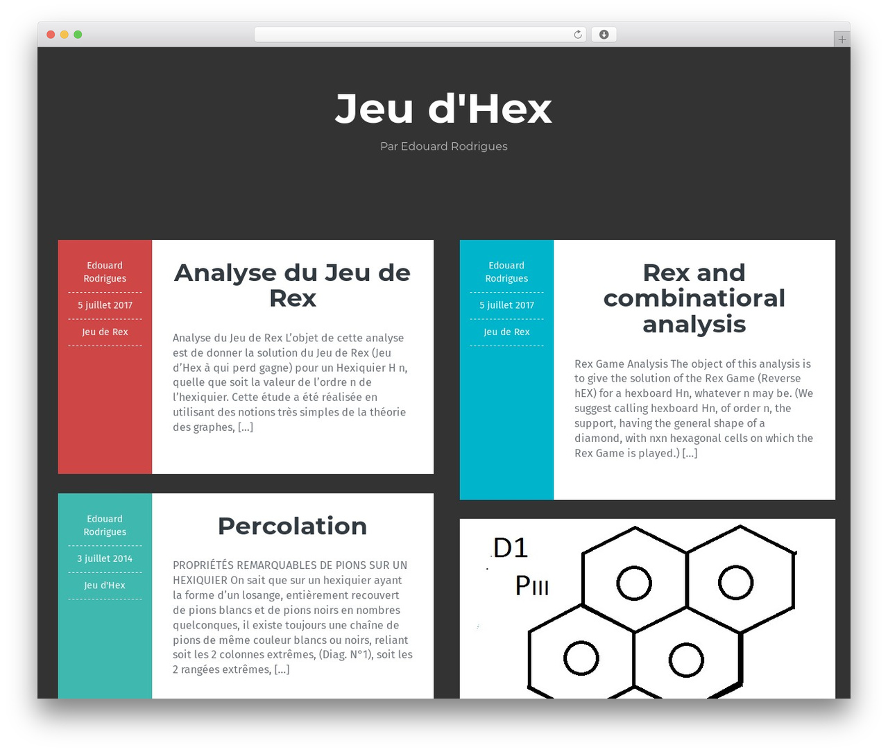 Fara best free WordPress theme - jeudhex.com