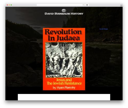 Fara free WordPress theme - jewishhistorytimeline.com/crucifixion/revolution-in-judaea