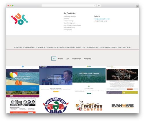Florida premium WordPress theme - jujocreative.com