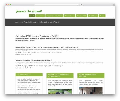 Striking MultiFlex & Ecommerce Responsive WordPress Theme WordPress theme - jeunesautravail.be