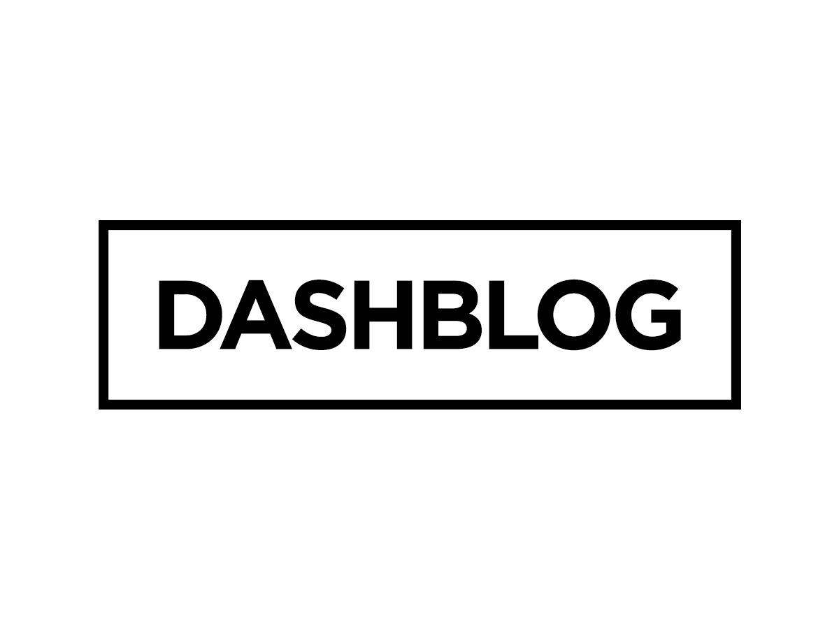 Dashblog WordPress blog template