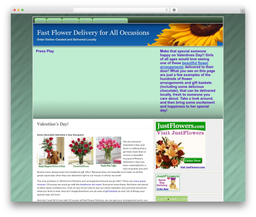 WordPress wp-spamfree plugin - fastflowerdelivery.org
