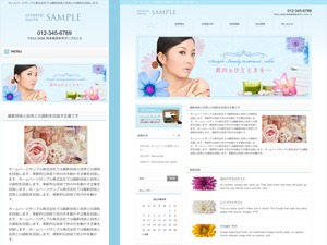 responsive_158 WordPress theme design