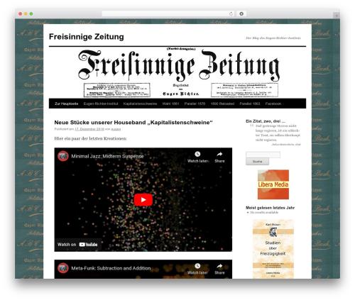 Free WordPress Plugin Name: Traffic Counter Widget Plugin plugin - freisinnige-zeitung.de