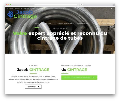 Free WordPress Bold Page Builder plugin - jacob-cintrage.com
