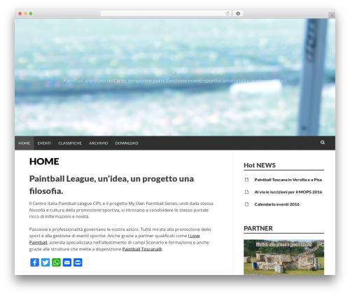 Free WordPress WordPress Tooltips plugin - paintball-league.it