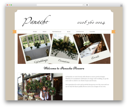 Free WordPress Open in New Window Plugin plugin - panache-flowers.co.uk