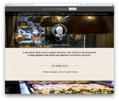 Free WordPress iPanorama 360 WordPress Virtual Tour Builder plugin - pizzamami.it