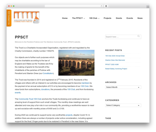 Responsive WordPress template free download - ppsct.org.uk