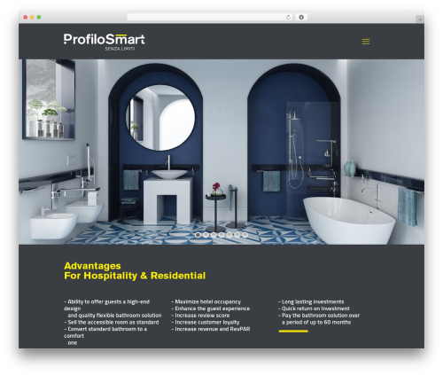 WordPress dt_woocommerce_page_builder plugin - profilosmart.com