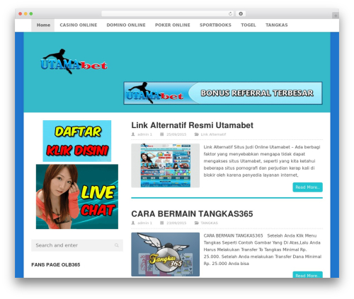 ktz freak best WordPress theme - panduanutamabet.com